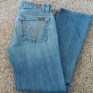 7 for All Mankind Kale Bootcut Jeans